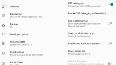 Photo of Cómo obtener el inicio de sesión de la consola web en Chrome para Android