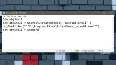 Photo of Cómo ejecutar una aplicación como administrador al inicio en Windows 10