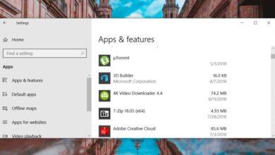 Photo of Cómo restablecer y reparar aplicaciones en Windows 10