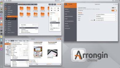 Photo of Cómo instalar el tema Arrongin en Linux