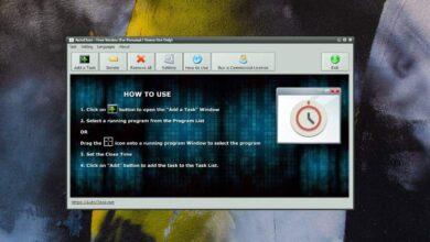 Photo of Cómo programar el cierre de una aplicación en Windows 10