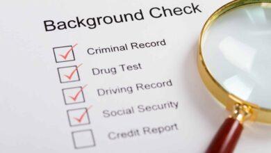 Photo of ¿Qué aparece en una verificación de antecedentes para un trabajo?