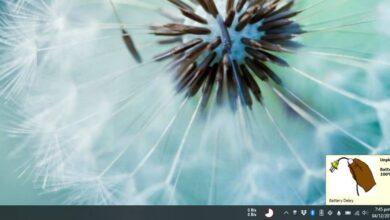 Photo of Cómo obtener alertas de cable de alimentación conectado / desconectado en Windows 10