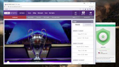 Photo of Cómo ver beIN Sports fuera de EE. UU .: Desbloquee beIN Sports Abroad con una VPN