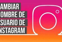 Photo of Cómo cambiar el nombre de Instagram sin esperar 14 días