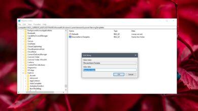 Photo of Cómo cambiar el nombre de la nueva carpeta predeterminada en Windows 10