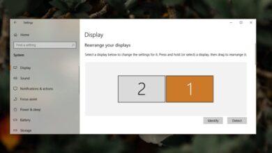 Photo of Cómo cambiar la pantalla principal con un acceso directo en Windows 10