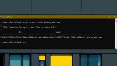 Photo of Cómo comprobar la suma de comprobación de un archivo en Windows 10