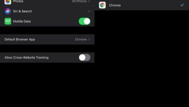 Photo of Cómo cambiar el navegador predeterminado en iPhone