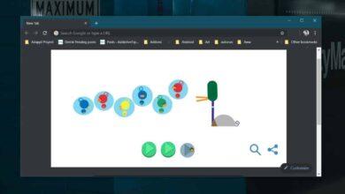 Photo of Cómo ocultar Google Doodles en la página Nueva pestaña de Chrome