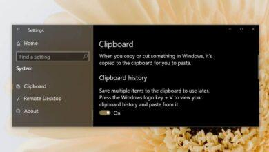 Photo of Cómo ver el historial del portapapeles en Windows 10