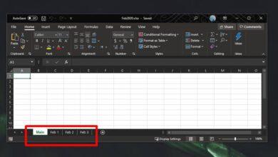 Photo of Cómo configurar una hoja predeterminada en Excel para Office 365