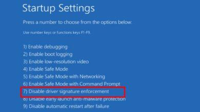 Photo of Cómo deshabilitar la aplicación de la firma del controlador en Windows 10
