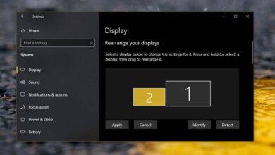 Photo of Cómo mover sin problemas el cursor entre diferentes monitores de resolución en Windows 10