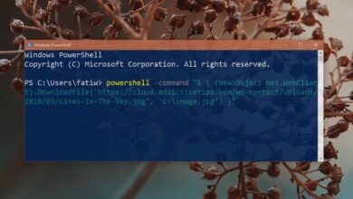 Photo of Cómo descargar archivos de PowerShell en Windows 10