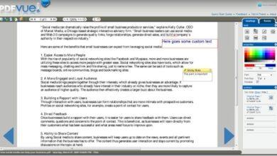 Photo of 2 consejos interesantes: edite archivos PDF en línea, convierta HTML a PDF