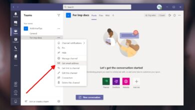 Photo of Cómo enviar un correo electrónico a un canal de Microsoft Teams