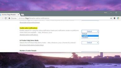 Photo of Cómo habilitar las notificaciones nativas de Windows 10 para Chrome