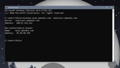 Photo of Cómo buscar su dirección IP externa desde el símbolo del sistema en Windows 10