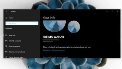 Photo of Cómo encontrar la cuenta de administrador en Windows 10