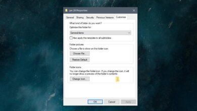 Photo of Cómo configurar una imagen de carpeta en Windows 10