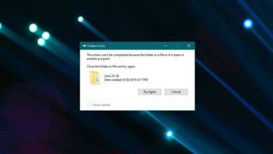 Photo of Cómo eliminar un archivo o carpeta en uso en Windows 10