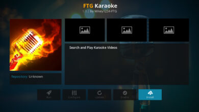 Photo of Los mejores complementos de Kodi para Karaoke: trae la fiesta a casa