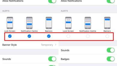 Photo of Cómo configurar notificaciones de solo sonido para una aplicación en iOS
