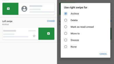 Photo of Cómo personalizar los gestos de deslizamiento de Gmail