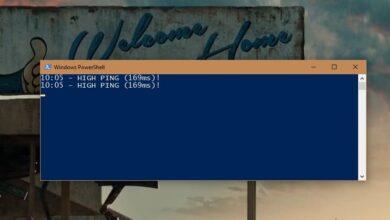 Photo of Cómo monitorear el ping alto en Windows 10