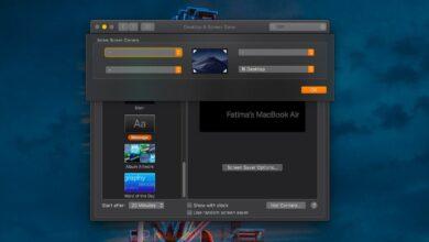 Photo of Cómo activar esquinas activas con teclas modificadoras en macOS