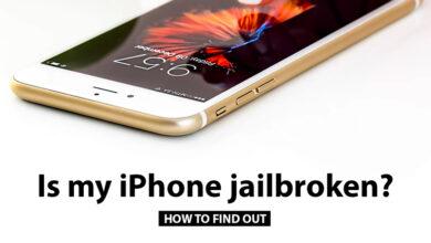 Photo of Cómo comprobar si un iPhone tiene jailbreak o no
