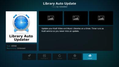 Photo of Cómo actualizar la biblioteca Kodi tanto automática como manualmente