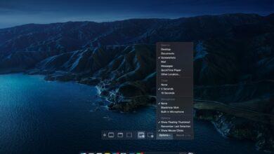 Photo of Cómo encontrar capturas de pantalla en macOS