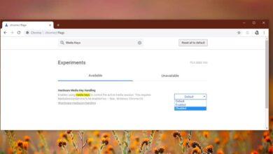 Photo of Cómo deshabilitar el control de teclas multimedia en Chrome