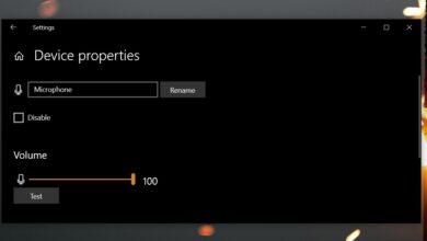 Photo of Cómo cambiar el volumen del micrófono en Windows 10