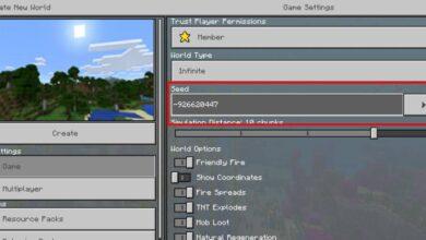 Photo of Cómo sembrar mundos en Minecraft Bedrock Edition en Windows 10