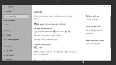 Photo of Cómo habilitar el audio mono en Windows 10
