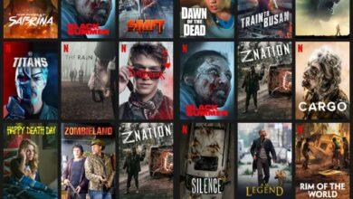 Photo of Cómo usar códigos de categoría en las aplicaciones de Netflix