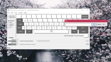 Photo of Cómo crear un diseño de teclado personalizado para Windows 10