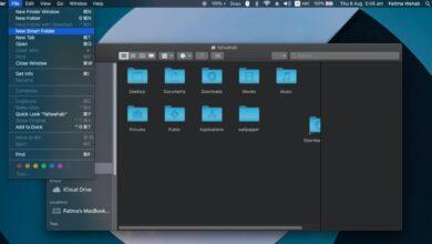 Photo of Cómo agregar carpetas recientes a la barra lateral del Finder en macOS