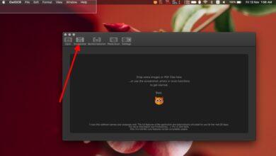 Photo of Cómo leer y copiar texto en la pantalla en macOS