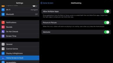 Photo of Cómo ver YouTube en modo imagen en imagen en el iPad