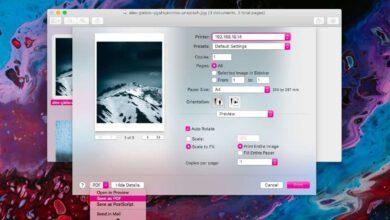 Photo of Cómo agregar varias imágenes a un solo PDF en macOS