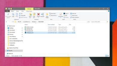Photo of Cómo agregar Photoshop a la opción Nuevo menú contextual en Windows 10