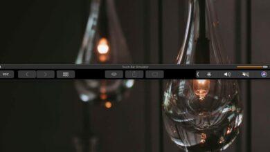 Photo of Cómo grabar la barra táctil en macOS