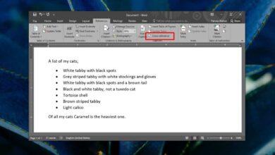 Photo of Cómo hacer referencia a elementos de lista numerados en un documento de Microsoft Word