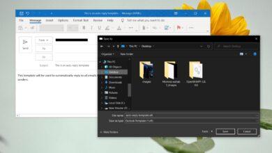 Photo of Cómo enviar una respuesta automática personalizada desde Outlook
