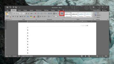 Photo of Cómo omitir páginas en un documento numerado en Microsoft Word