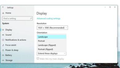 Photo of Cómo rotar la pantalla en Windows 10